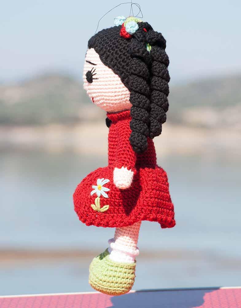 Ebony Jane's wardrobe crochet doll clothes ⋆ Crochet Kingdom | 1002x785